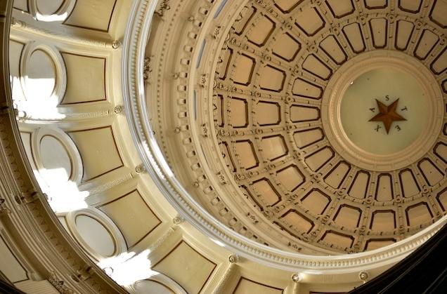 Texas_Capitol_Dome_Interior