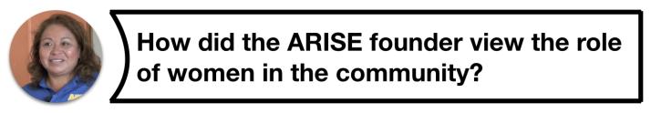 arise women
