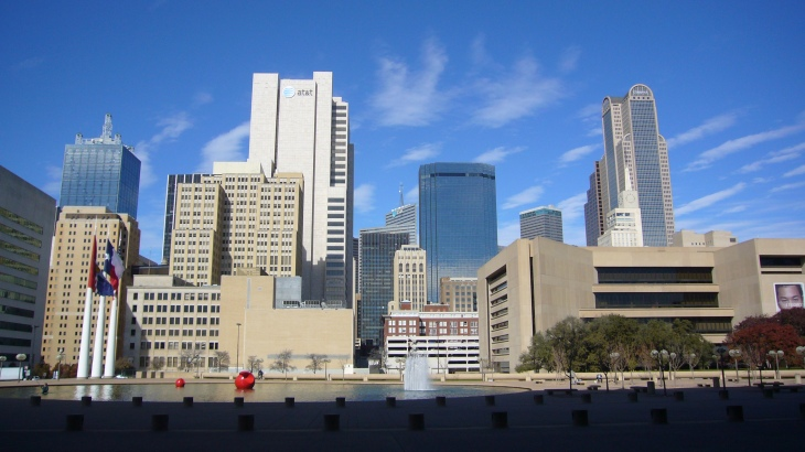 DallasCityHall_view