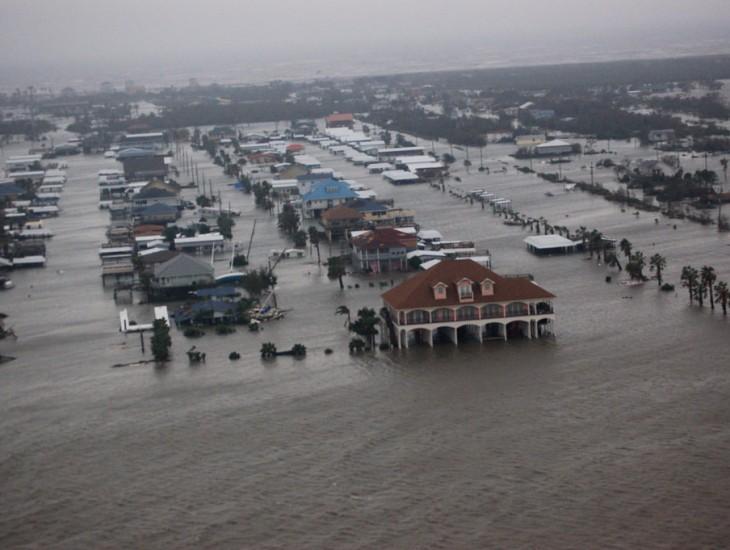 Galveston Hurricane Worst Natural Disaster