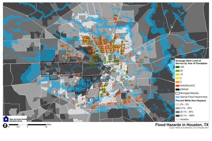 Where you live matters Assessing unequal access to healthy