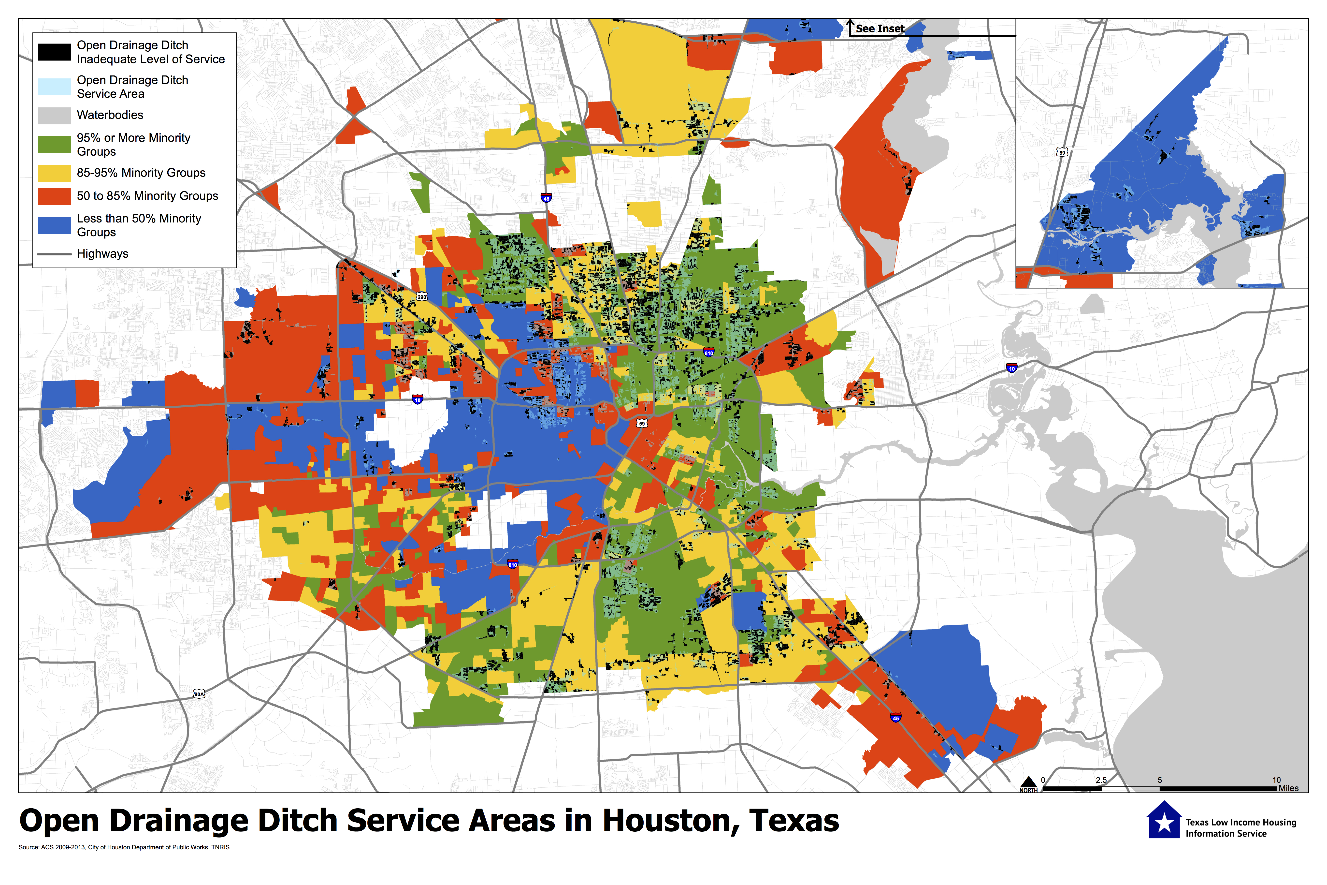 Houston flooding plan fails to provide needed investment or