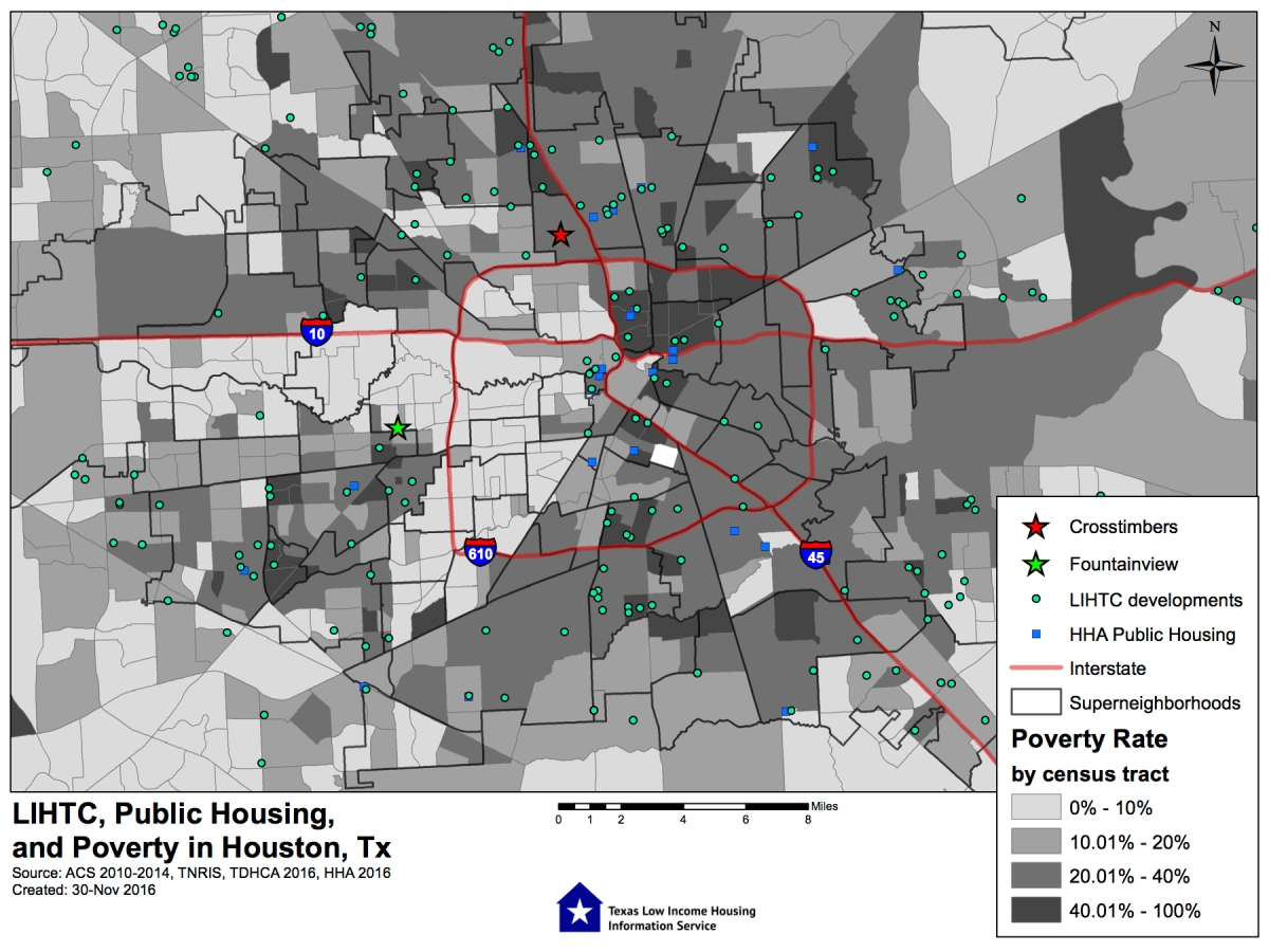 how city actions perpetuate houston's housing segregation and