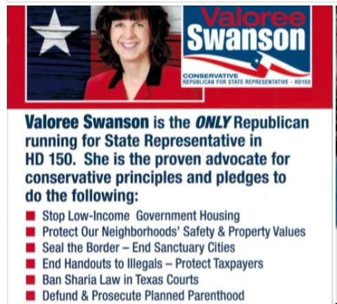 Houston area representative