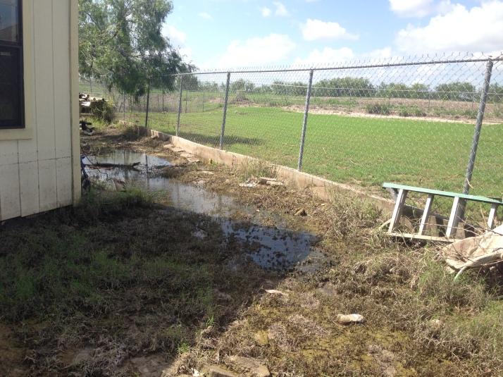 Las Milpas flooding 062718